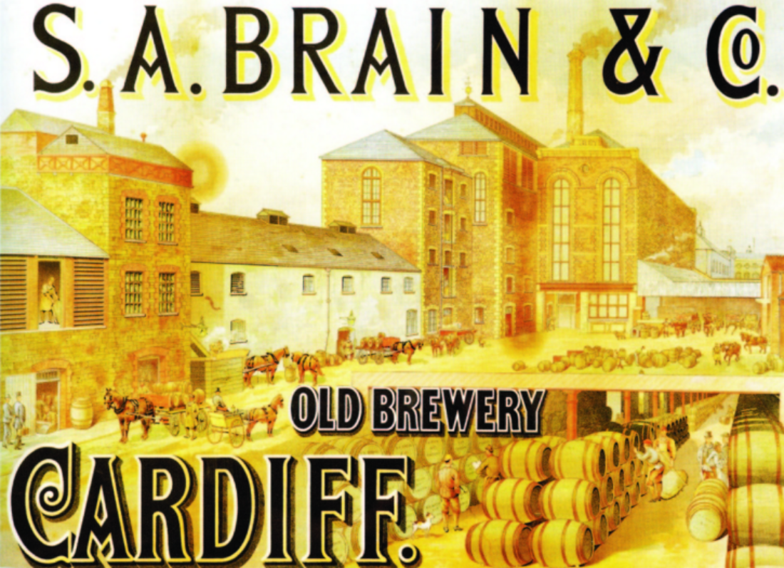 Brains Old Cardiff Brewery